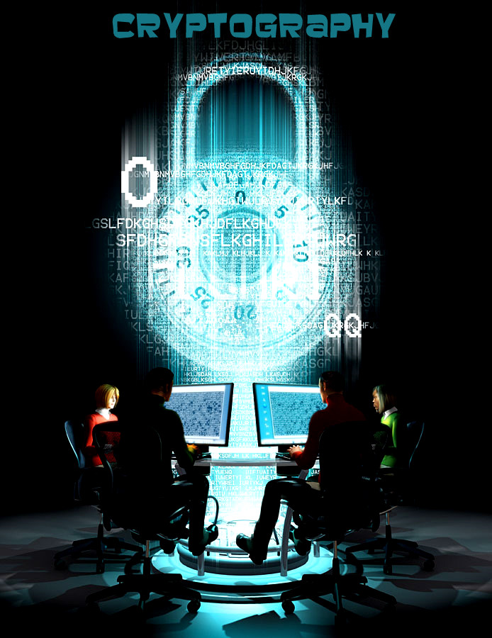the history and features of cryptography